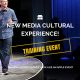 It's Not a Training Event - It's a New Media Cultural Experience