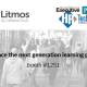Litmos LMS at HRTech 2016 - Experience the Next Generation Learning Platform