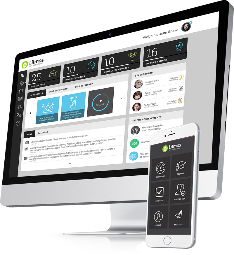 Litmos LMS: Learning Management System   Create Online Courses
